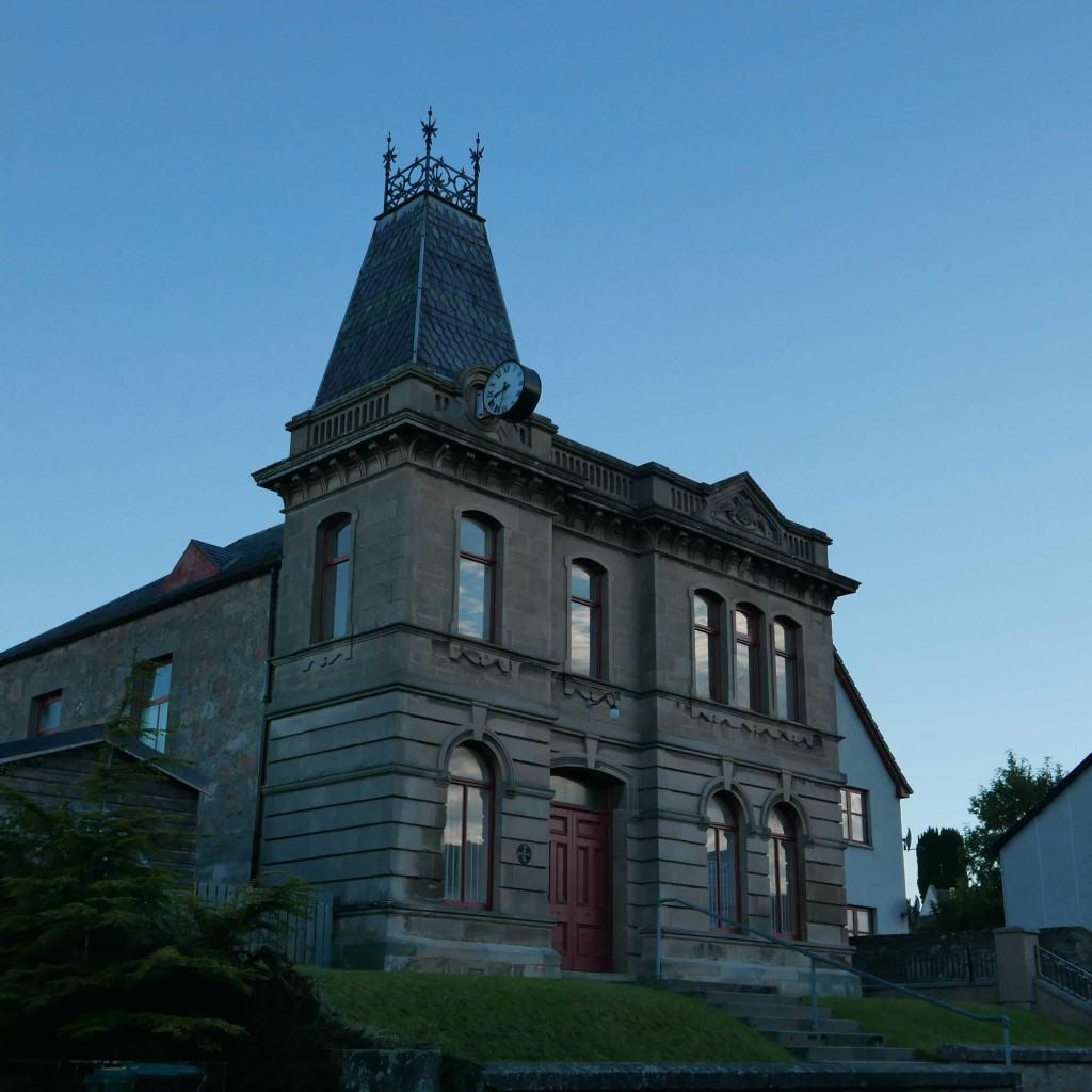 Dunbar Hall