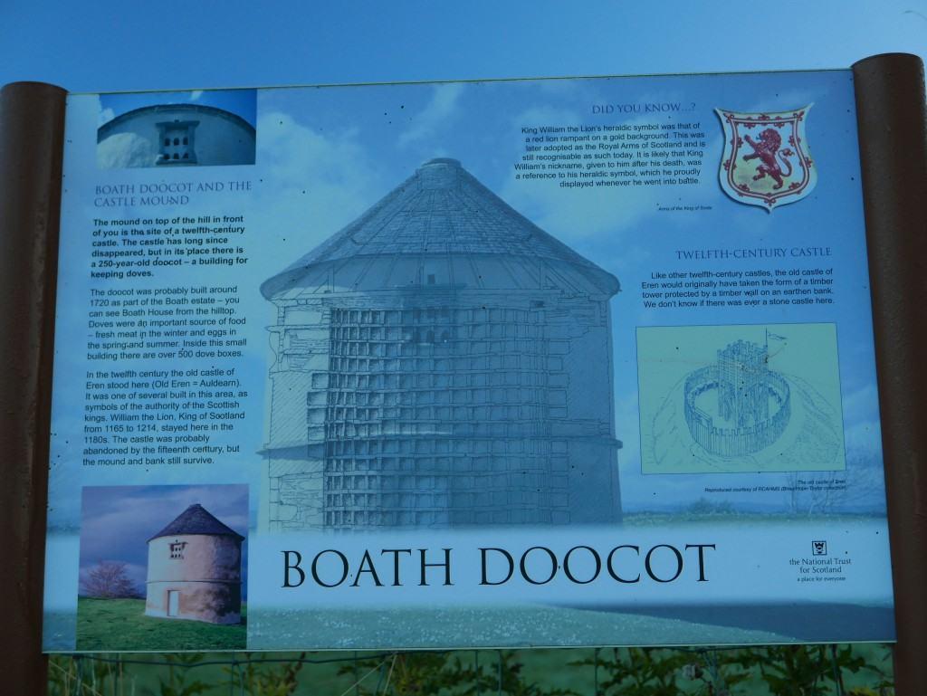 Doocot details