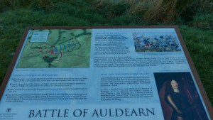 Details of the Battle of Auldearn